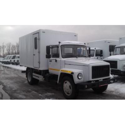 Техническое обслуживание ГАЗ-3309