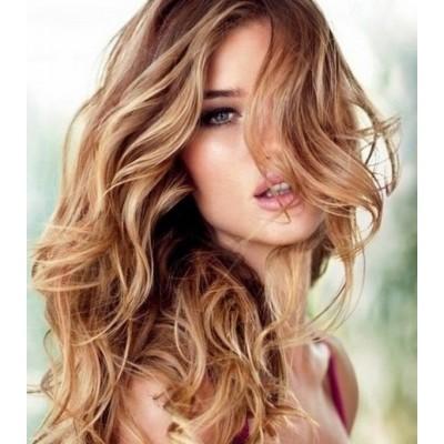 Мелирование длинных волос