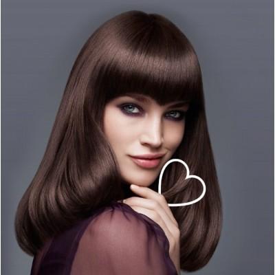 Окраска волос в один тон