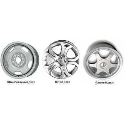 Алюминиевые диски