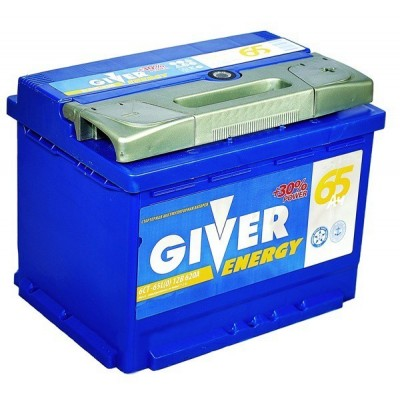 GIVER energy 6СТ-65