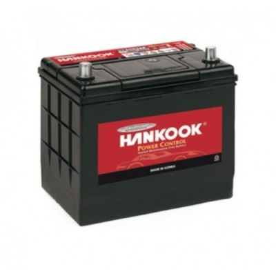 HANKOOK 6СТ-48 R+ (60B24L) (тонкие клеммы)