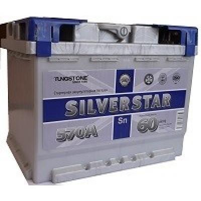 SilverStar Plus 6СТ-60 L