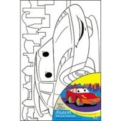"""Холст для рисования по номерам """"Слоник"""",20 *30 см"""