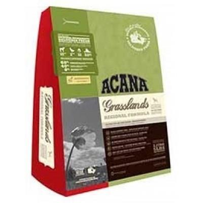 Acana Для собак с ягнёнком, уткой, яйцом и рыбой Grasslands