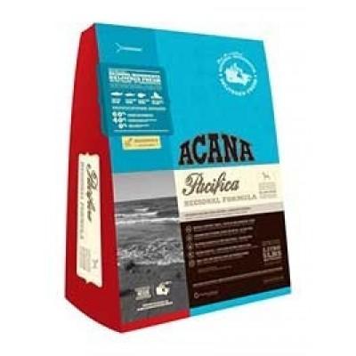 Acana Для собак с лососем, сельдью и камбалой Pacifica