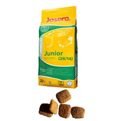 Josera Junior сбалансированный сухой корм Premium класса для щенков и молодых собак