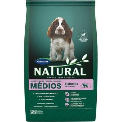 Guabi Natural для щенков средних пород