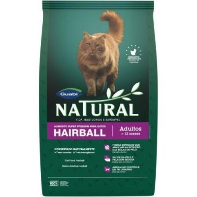 Guabi Natural для кошек – контроль шерсти